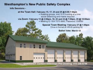 Public Safety Complex Information